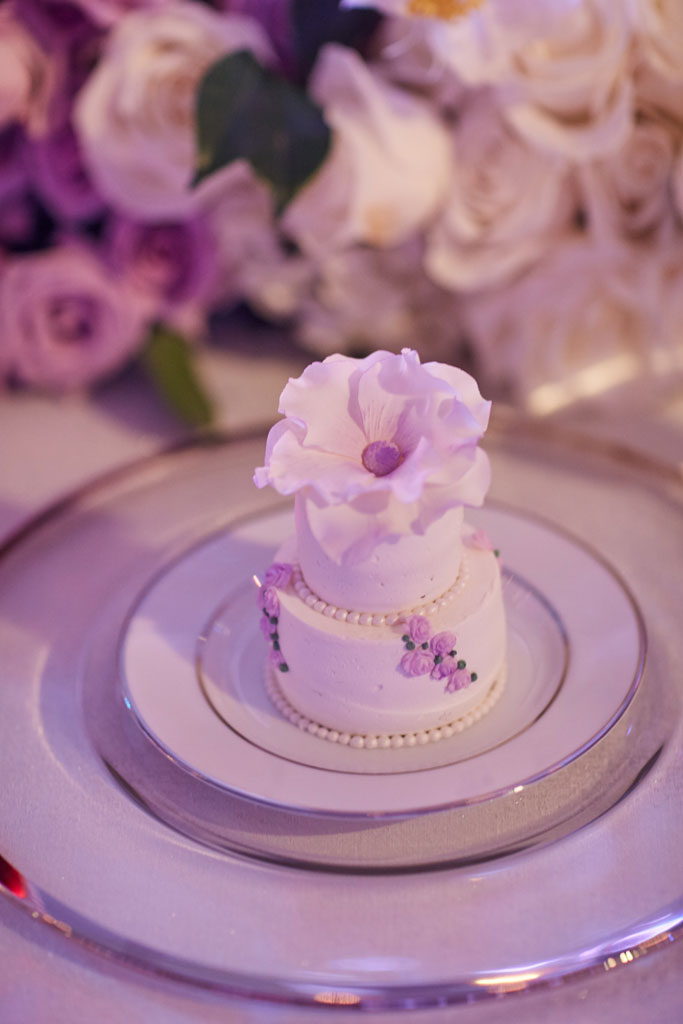 Ana parzych fertitta wedding cake