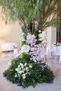 luxurious las vegas wedding