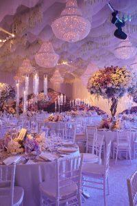 Mindy Weiss Fertitta wedding