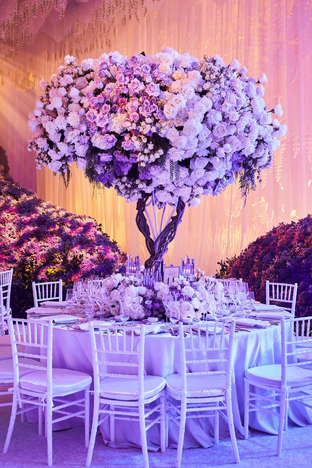 Mark's Garden fertitta wedding