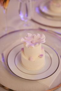 Ana Parzych Cakes Fertitta Wedding