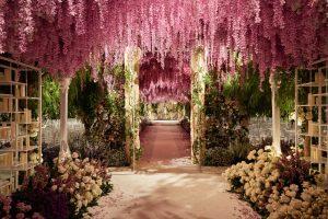 luxurious wedding-mark's garden