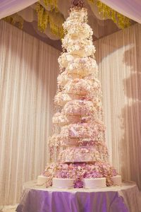 new york wedding cake-cipriani wedding cake-christian oth photography-mindy weiss