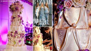 Dubai wedding cake-Lebanese wedding-cake