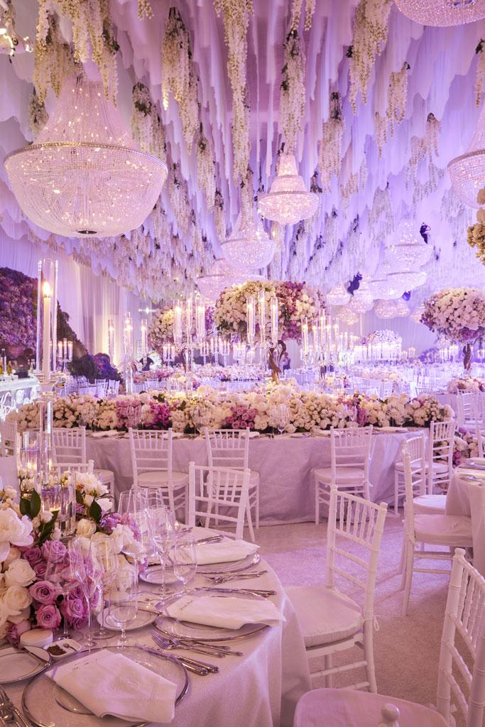 Christian Oth Studio las vegas wedding