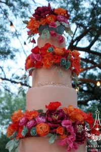 desert wedding cake-tucson wedding cake-beautiful wedding cake