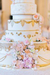 Rhode Island wedding cake