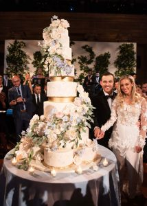 Cipriani 25 Broadway wedding best wedding cake