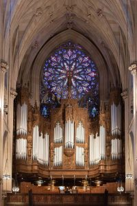 Saint Patricks Cathedral wedding
