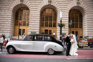 Cipriani 25 Broadway wedding