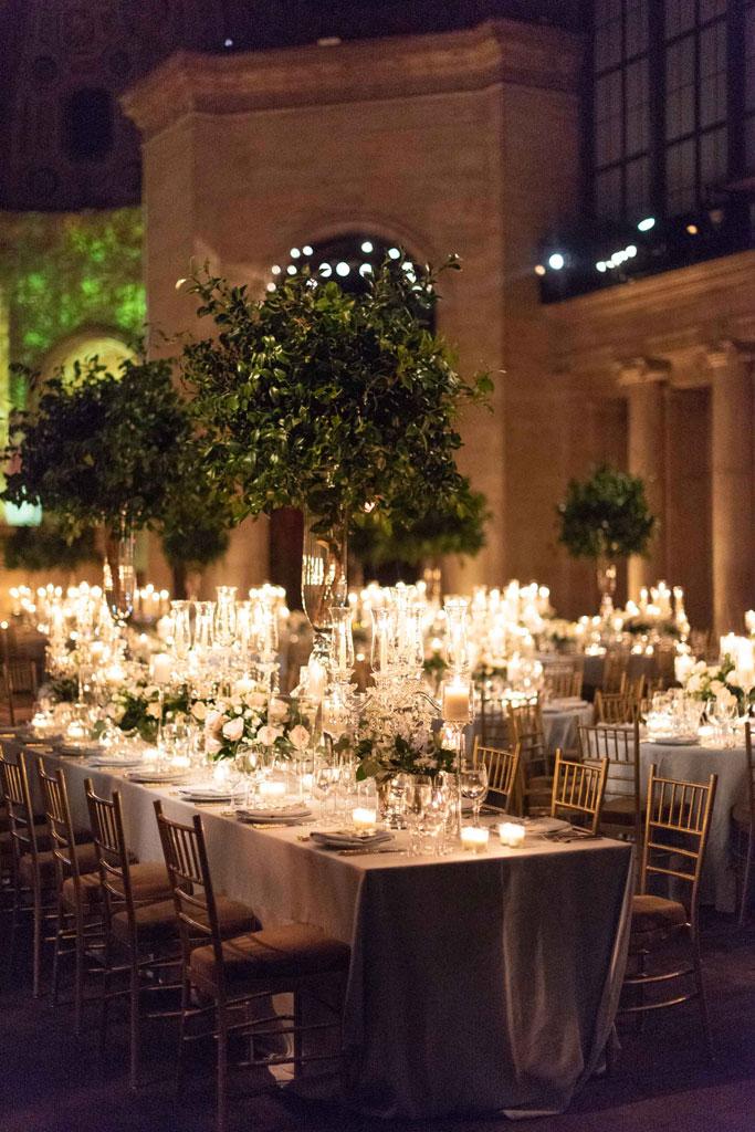 New York Cipriani wedding reception