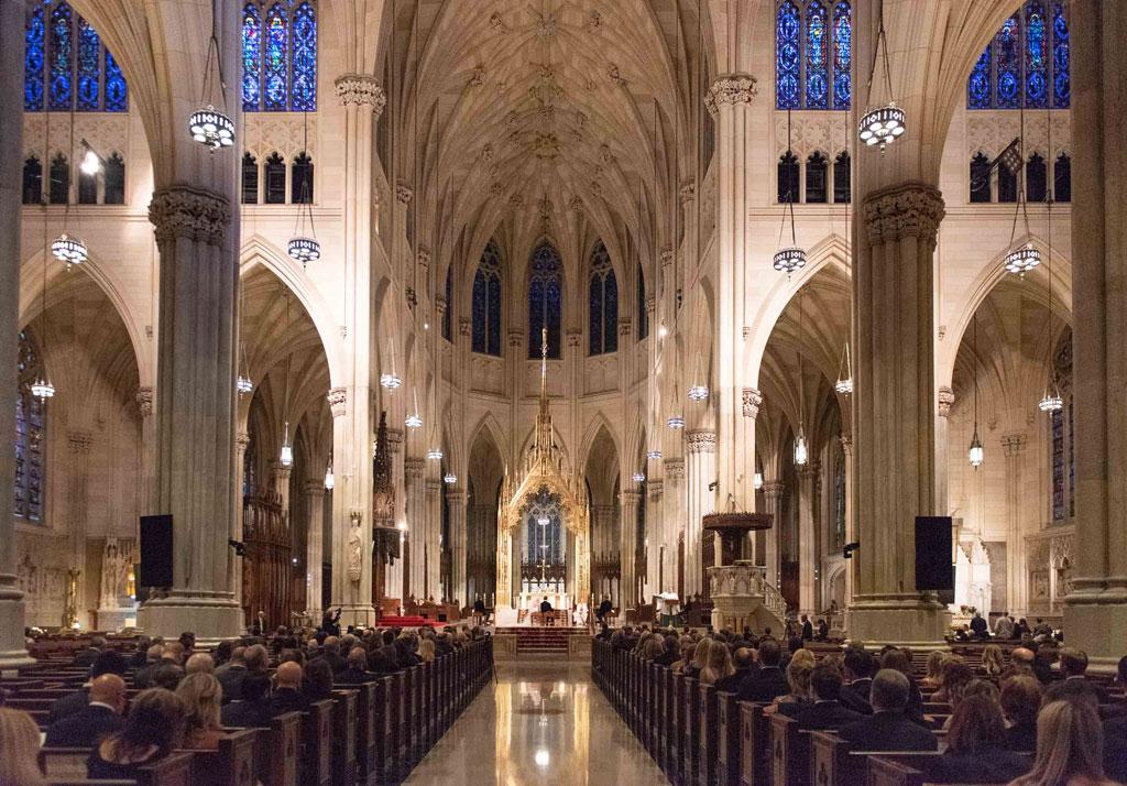 NYC Saint Patricks Cathedral