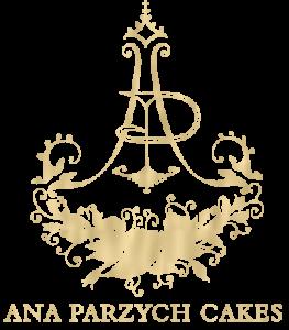 Logo Ana Parzych Cakes