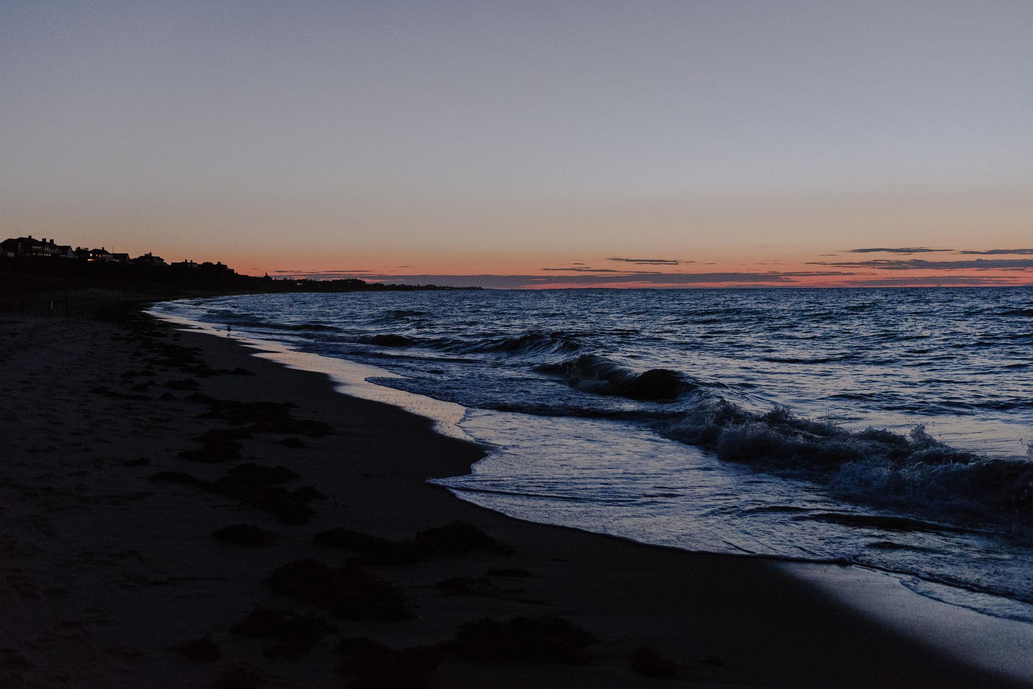 Galley Beach sunset
