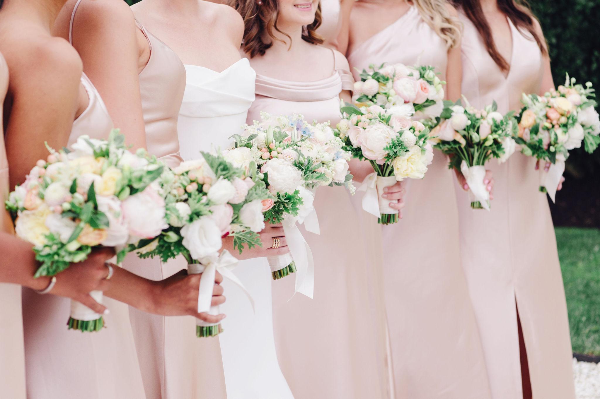 Wedding flowers bridal bouquets