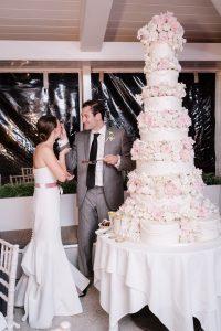most luxurious wedding cake