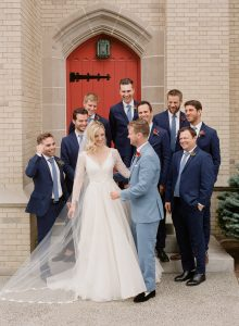 Martha Stewart Old Saybrook Wedding