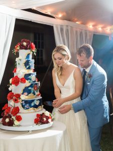 Best Connecticut Wedding Cake