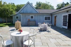 Winvian farm summer wedding