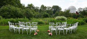 Winvian farm outdoor wedding
