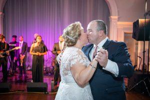 Belle Haven Club Wedding dance