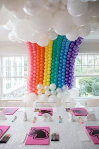 Unicorn birthday craft ideas