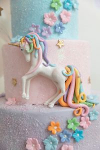 Magical Birthday Cake